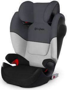 Cybex Solution M-Fix SL 2018 Gray rabbit