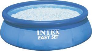 Intex Easy Set - test zahradních bazénů