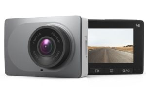 Yi Dashboard Camera - nejlepší kamera do auta 2018