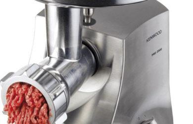 Kenwood MG 700 - nejlepší mlýnky na maso